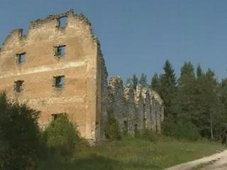 Слунь:  Хорватия:      Руины форта Франкопанов