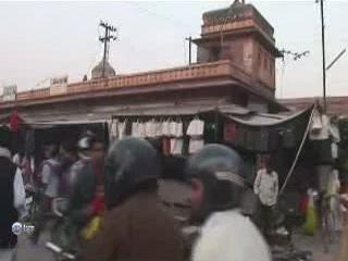 焦特布尔:  拉贾斯坦邦:  印度:      Sadar Market in Jodhpur