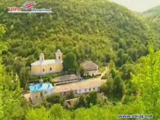 Молдавия (Республика Молдова):      Монастырь Святой Троицы в Сахарна
