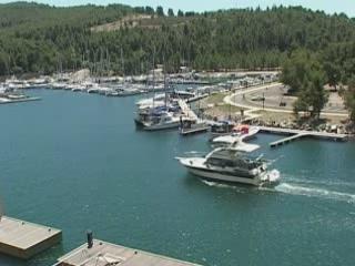 哈爾基季基州:  希腊:      Sailing in Halkidiki