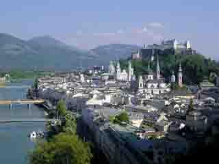 奥地利:      萨尔茨堡