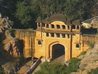 拉贾斯坦邦:  印度:      Samode