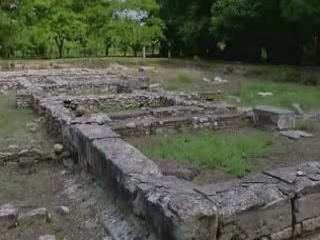 Dion, Pieria:  希腊:      Sanctuary of Demeter