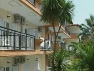 Kassandra:  Halkidiki:  ギリシャ:      Sarantis Hotel in Chaniotis