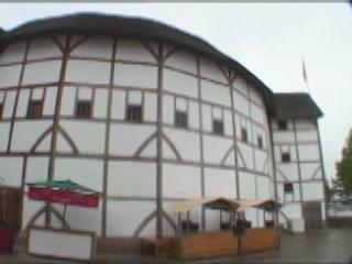 Лондон:  Великобритания:      Театр Глобус
