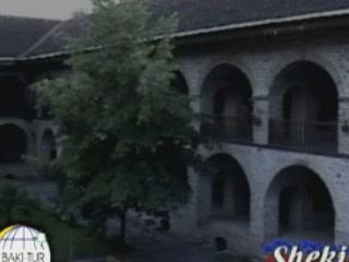 阿塞拜疆:      舍基區