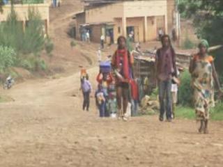 Руанда:      Шанги