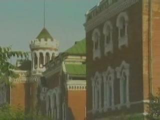 Respublika Mariy-El:  Russia:      Sheremetiev's castle