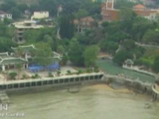 Gulangyu Island:  Xiamen:  China:      Shuzhuang Garden