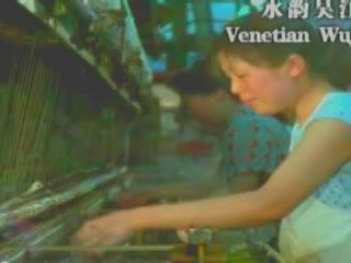 呉江市:  上海市:  中国:      Silk Production in Wujiang
