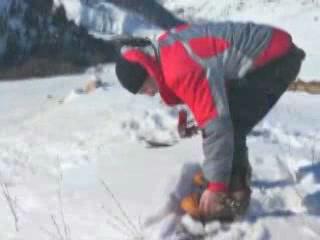 Respublika Ingushetiya:  Russia:      Ski Slopes in Ingushetia
