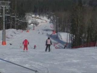 Belarus:      Ski resort in Belarus