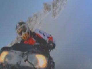 阿迪格共和国:  俄国:      Snowmobiling in Adygeya