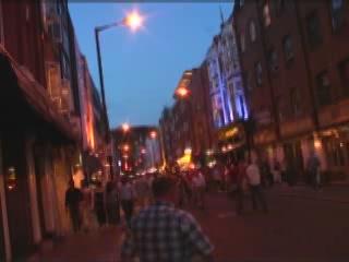 伦敦:  英国:      伦敦苏活区