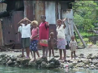ソロモン諸島:  