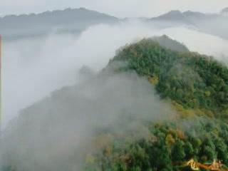 Шэньси:  Китай:      Ландшафты Юга Шэньси