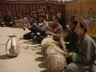 Ladakh:  Jammu and Kashmir:  India:      Spituk Monastery