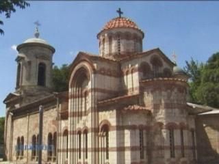 刻赤:  克里米亚:  乌克兰:      St. John the Baptist Church