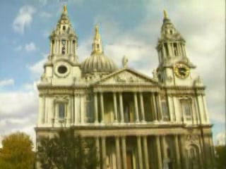 Лондон:  Великобритания:      Лондонский Собор Святого Павла