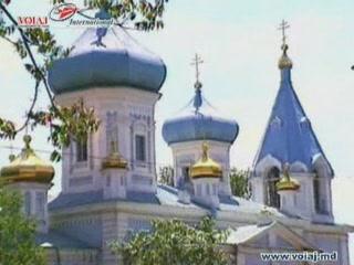 Кишинев:  Молдавия (Республика Молдова):      Церковь Св. Теодора Тирона