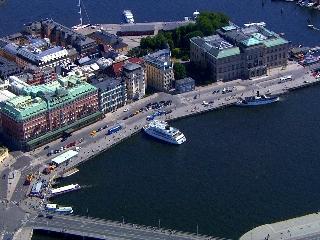 Стокгольм:  Швеция:      Стокгольм, архитектура