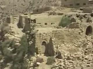 Дана:  Иордания:      Каменный город в заповеднике Дана