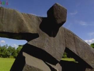 Taiwan:  中国:      Stone Sculptural Museum Hualien