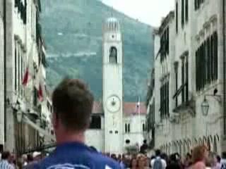 Дубровник:  Хорватия:      Страдун