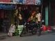 Street trading in Kovalam