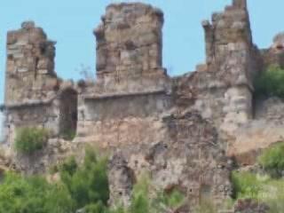 Antalya:  Turkey:      Syedra Ruins