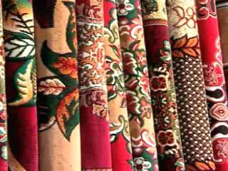 طاجيكستان:      Tajik Carpets