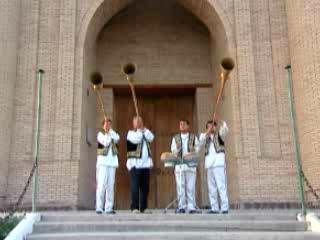 塔吉克斯坦:      Tajik Karnay