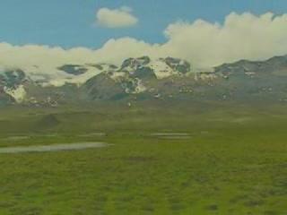 青海省:  中国:      唐古拉山脉