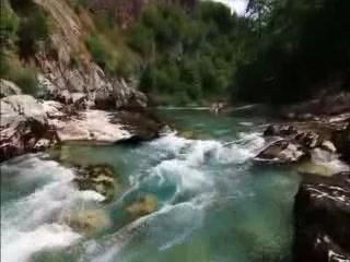 Колашин:  Черногория:      Река Тара