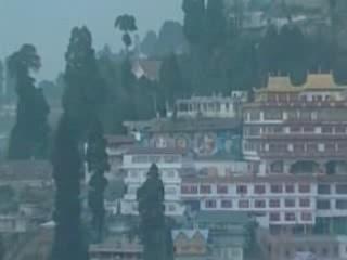 アルナーチャル・プラデーシュ州:  インド:      Tawang Monastery