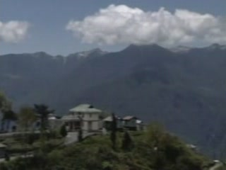 Images Tawang Town city
