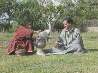 Джамму и Кашмир:  Индия:      Чайная церемония