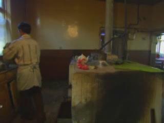 Kokand:  Uzbekistan:      Teahouse in Kokand