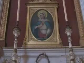 Врбоска:  Остров Хвар:  Хорватия:      Храм-крепость Святой Марии