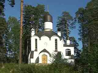 Images Skete of the Smolensk icon of Our Lady temple