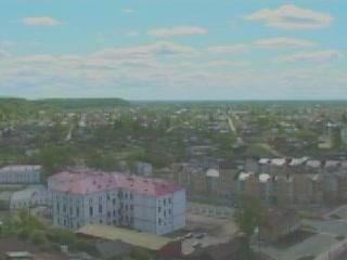 Tyumenskaya Oblast':  Russia:      Tobolsk