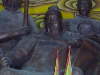 湖北省:  中国:      Tomb of Guan Yu