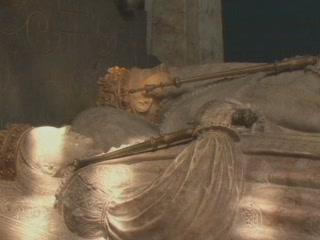 Uppsala:  Sweden:      Tomb of King Gustav Vasa