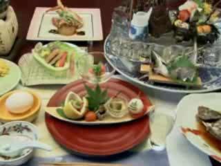 Tomonoura:  Fukuyama:  Japan:      Tomonoura Cuisine
