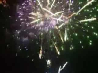 Tomonoura:  福山市:  日本:      Tomonoura Fireworks Festival