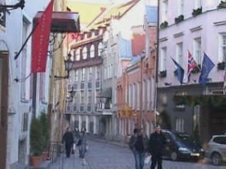 Таллинн:  Эстония:      Вышгород, Таллин