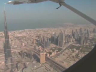 Дубаи:  Объединенные Арабские Эмираты:      Экскурсия на гидросамолете в Дубае