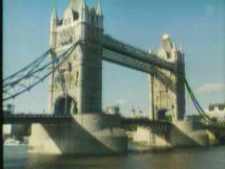 Лондон:  Великобритания:      Тауэрский мост