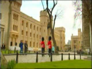 ロンドン:  グレートブリテン島:      ロンドン塔