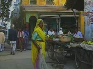 Пушкар:  Раджастхан:  Индия:      Торговля в Пушкаре